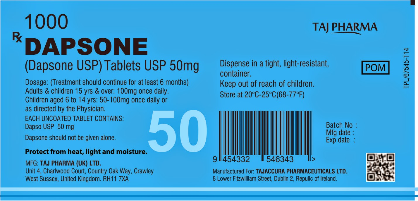 dapsone tablets usp 50mg