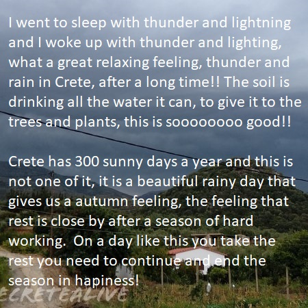 herfst thunder